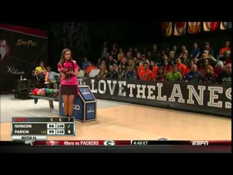 World Bowling Tour Women's Semi-final