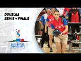 Doubles Semi Finals and Finals - World Bowling Championships 2017