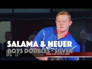 Team USA at the World Bowling Junior Championships