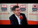 Le petit déjeuner politique Sud Radio - François Xavier Bellamy