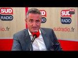 Le petit déjeuner politique Sud Radio - Stéphane Ravier