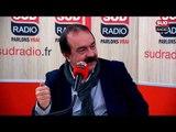 Le petit déjeuner politique Sud Radio - Philippe Martinez