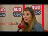 Le 10h-12h  - Camille Cerf, miss reconvertie en animatrice télé