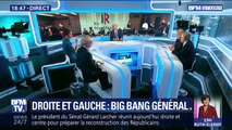 Droite et gauche: Le big bang général