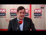 Le petit déjeuner politique Sud Radio - François Kalfon