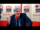 Le petit déjeuner politique Sud Radio - Stéphane Le Foll
