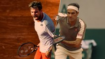 Roland-Garros 2019 : Le résumé de Roger Federer - Stanislas Wawrinka