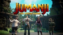 Jumanji: The Video Game - Trailer d'annonce
