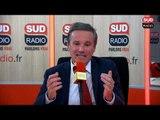 Jean-Christophe Lagarde Vs. N. Dupont-Aignan - Europe-moi si tu peux - Sud Radio - #indécis