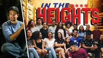 Teens Surprised by Lin-Manuel Miranda at 'In The Heights'