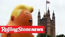 The Best Ways London Is Trolling Trump | RS News 6/4/19