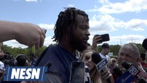 Michael Bennett On If The Patriots Defensive Line Is The Perfect Fit