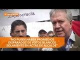 Continúan presentando recursos de apelación en el Tribunal Contencioso Electoral - Teleamazonas