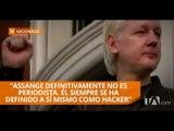 Contraloría investiga los USD 7 millones destinados a la manutención de Assange - Teleamazonas