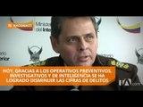 Catorce detenidos por robo a personas en Quito - Teleamazonas