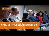 Amicus curiae presentados ante audiencia por pedido de dictamen para consulta - Teleamazonas