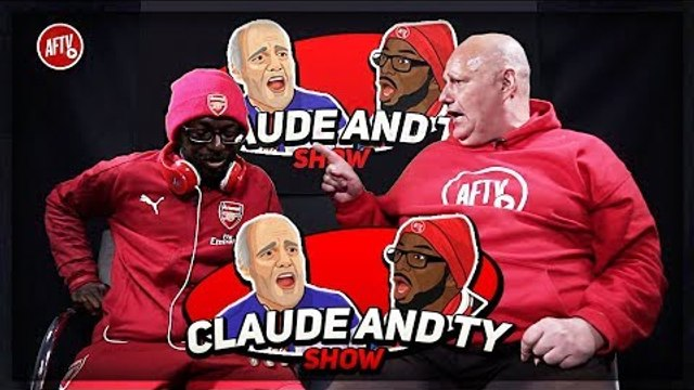 Do Arsenal Fans Have A Right To Mock Tottenham For Losing To Liverpool? | Claude & Ty Show