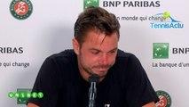 "Roland-Garros 2019 - Roger Federer or Rafael Nadal? Stan Wawrinka: ""I'm not seeing"""