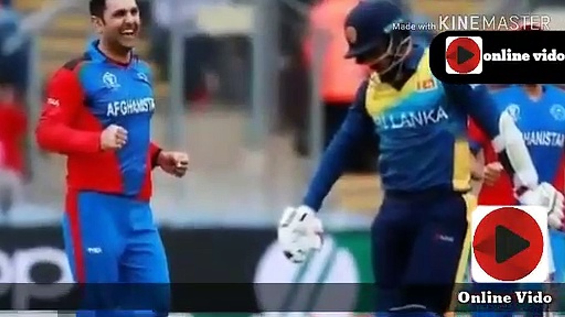 AFG vs SL 2019 world cup highlights | Afghanistan vs Sri Lanka ODI Highlights | CWC 2019 Highlights