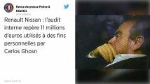 Affaire Carlos Ghosn. L'audit interne de Renault et Nissan a identifié 11 millions d'euros de dépenses suspectes
