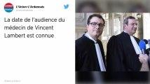 Affaire Vincent Lambert. L'audience devant la Cour de cassation prévue le 24 juin