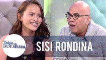 Sisi talks about how her father disciplines her | TWBA