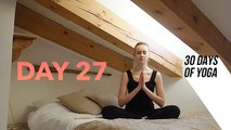 Day 27  Meditation with Asatoma Mantra   30 DAYS of YOGA 5-Minutes a Day