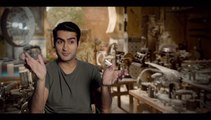 Kumail Nanjiani Is An Alien In 'Men In Black: International'
