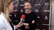 """Breckin Meyer Interview """"Changeland"""" Los Angeles Premiere Red Carpet"""