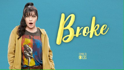 First Look At Broke On CBS
