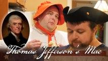 BoxMac 131: Thomas Jefferson's Macaroni & Cheese