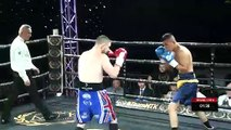 James Dickens vs Pablo Narvaez (27-07-2018) Full Fight