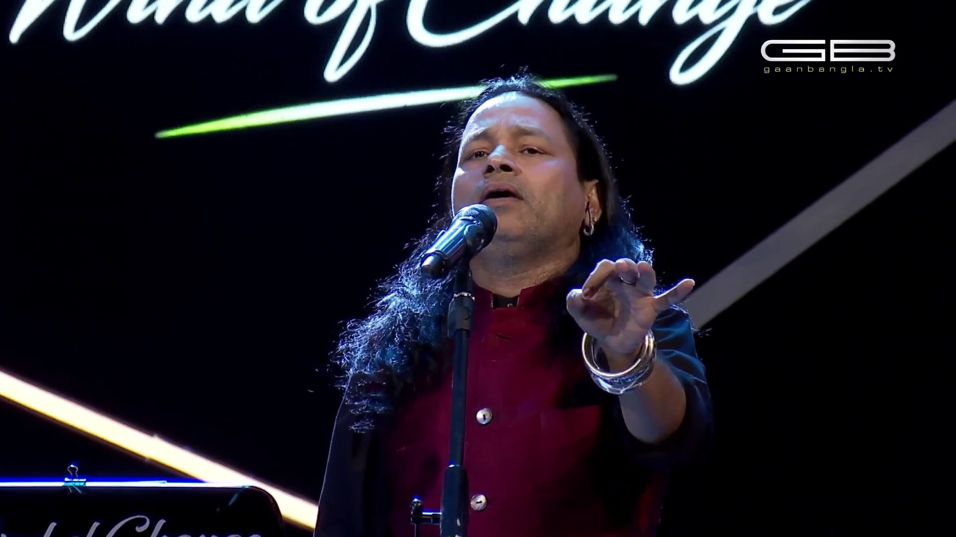 DAK DIYACHEN DOYAL AMARE - TAPOSH FEAT KAILASH KHER - OMZ WIND OF CHANGE  SEASON 5
