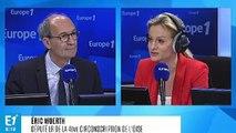 """Éric Woerth : """"Les européennes ne ressembleront pas aux municipales"""""""