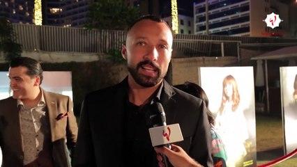 """أحمد فهمي يُقيّم تجربته في """"بروفا"""": ناجحة جدّاً... وسعيد بعملي مع ماغي بو غصن"""
