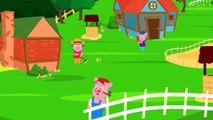 2 Contes | Les 3 Petits Cochons + Le Petit Chaperon Rouge avec les