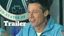 Ad Astra Trailer #1 (2019) Brad Pitt, Liv Tyler Drama Movie HD