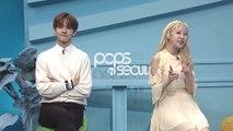 [Pops in Seoul] Reading the Lyrics! GFRIEND(여자친구)'s Sunny Summer(여름여름해)