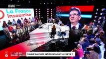 Les GG veulent savoir : Comme Wauquiez, Mélenchon doit-il partir ? - 05/06