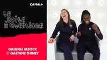 La Boîte à Questions de Gaëtane Thiney et Griedge Mbock – 04/06/2019