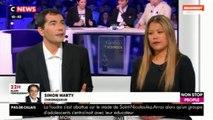 """Morandini Live - ONPC : Christine Angot sur le départ, """"une bonne nouvelle"""" ? (vidéo)"""