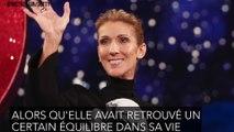 Céline Dion : de nouveau face à la maladie !