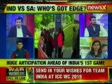 ICC World Cup 2019, India Vs South Africa: Thrilling Clash On Cards | Virat Kohli vs Faf Du Plessis