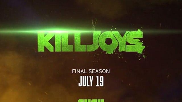 Killjoys - Teaser Saison 5