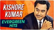 Kishore Kumar Hit Songs   Best of Kishore Kumar   Evergreen Hindi Hit Songs   Jukebox Collection
