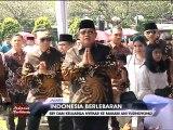 'Burung Terbang ke Surga' Makna Batik Pilihan Ani ke SBY