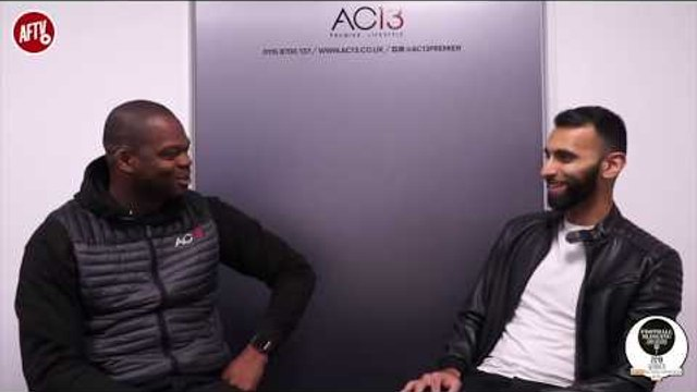 I Was Scared Of Adams & Keown! | Moh Meets Marlon Harewood.