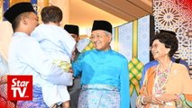 Dr M to Malaysians on Raya: Forgive our shortcomings