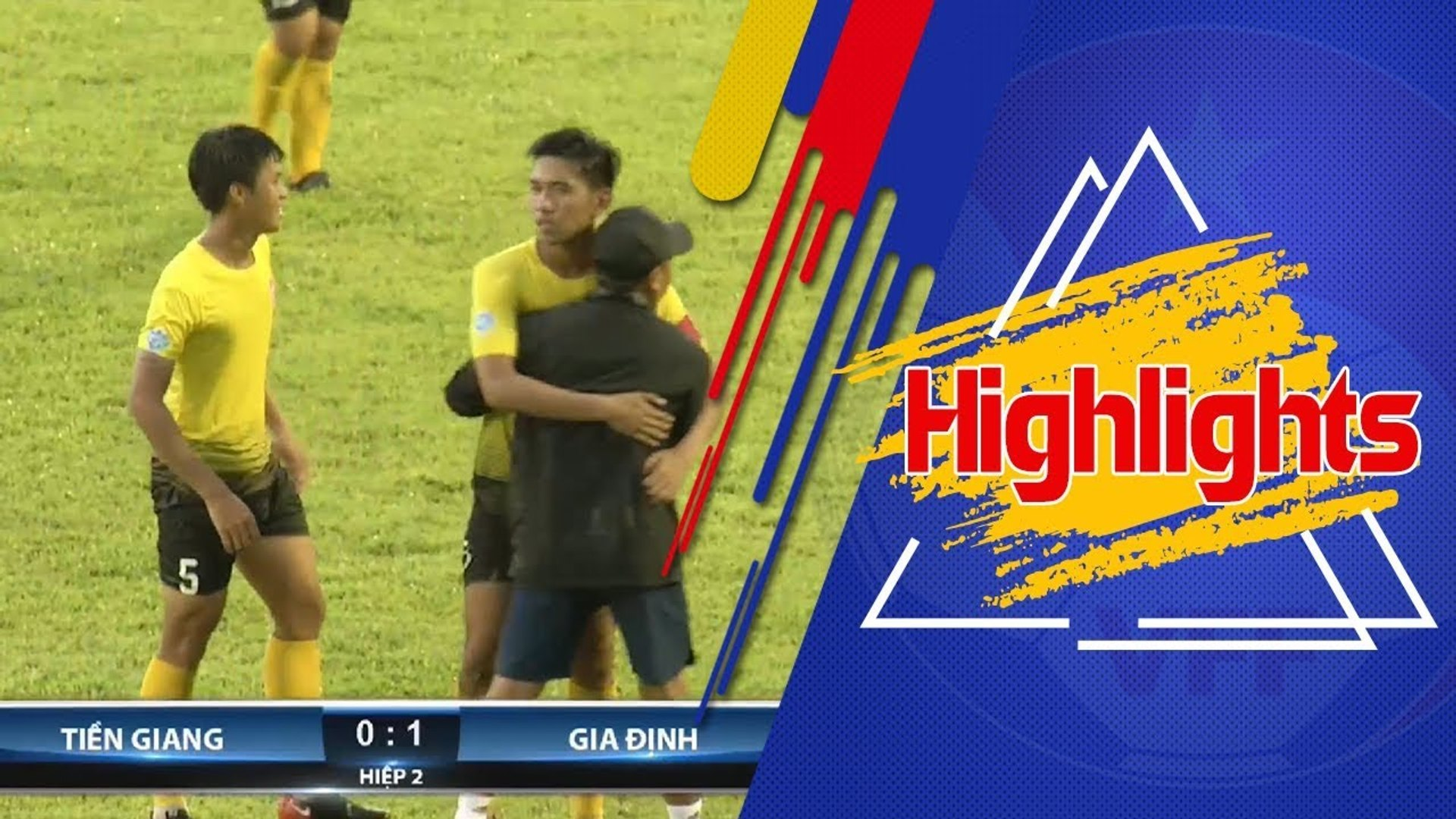 Vỡ òa phút cuối, Gia Định giành 3 điểm ngay trên sân Tiền Giang | Vòng 4 giải hạng nhì QG 2019 |