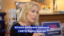 Kirsten Gillibrand Tries To Secure The LGBTQ Vote